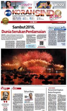 Koran SINDO 2016